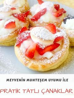 Tatlı Çanaklar #tatlıçanaklar #tatlıtarifleri #nefisyemektarifleri #yemektarifleri #tarifsunum #lezzetlitarifler #lezzet #sunum #sunumönemlidir #tarif #yemek #food #yummy