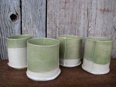 great slab built cups