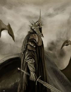 Witch-King of Angmar - The Lord of the Rings - Mikee Flores
