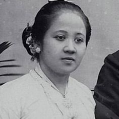 Raden Adjeng Kartini: 1879-1904; Raden Adjeng Kartini was a prominent Javanese and an Indonesian national heroine. Kartini was a pioneer in the area of women's rights for Indonesians. In 1903, she opened the first Indonesian primary school for native girls that did not discriminate based on social standing. She corresponded with Dutch colonial officials to further the cause of Javanese women's emancipation up until her death.