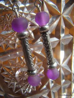 Fashion Styles, Glaze, Jewelry Accessories, My Etsy Shop, Purple, Check, Earrings, Shopping, Design