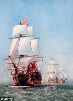 HMS Victory was launched in 1765 at a cost of £63,176 in modern-day figures…