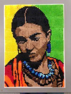 Portrait perler beads by Brad H - Perler® | Gallery