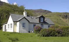 Fraoch Cottage Home page