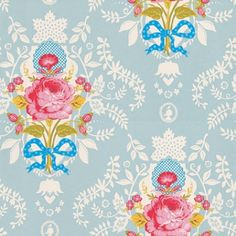 Floral Zara Shower Curtain