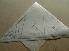 Paperless Paper Piecing Tutorial