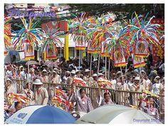 Sinulog festival Cebu Philippines