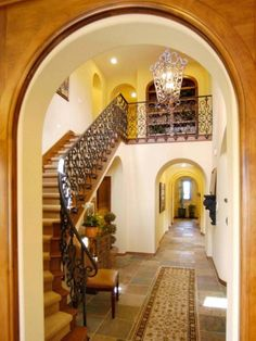 From Italian architecture to coastal-inspired design, use iron staircases to enhance the style of your home.