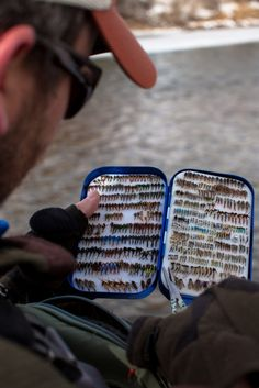Classic Pro Tip: 8 Essential Flies for Winter Fishing | Orvis News  To come back to later to read