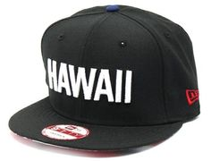 Hawaii Flag 9Fifty Snapback Cap by NEW ERA