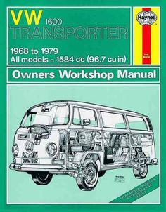 Vw jetta radio removal vw pinterest vw and repair manuals volkswagen vw transporter 1600 1968 1979 haynes service repair manual fandeluxe Choice Image