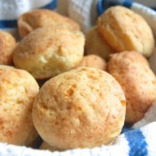 Savory Cheddar Cheese Biscuits: King Arthur Flour