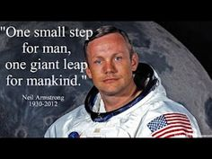 Neil Armstrong - First Moon Landing 1969 Documentary | US Hero | Apollo 11 english subtitles - YouTube
