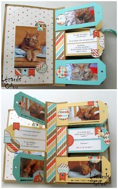 The first thing you need to know about making a scrapbook is that it isn't a complicated process at all. Scrapbooking isn't just for the 'crafty' person among Mini Album Scrapbook, Mini Albums Scrap, Scrapbook Journal, Scrapbooking Layouts, Scrapbook Cards, Scrapbook Titles, Couple Scrapbook, Scrapbook Photos, Wedding Scrapbook