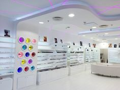 optical  shop in  Pécs ,  Hungary  Shop  store  design, mostly  optical   opticians interiors, besides  office ,  cafe ,  restaurant ,  foodcourt  interiors. a166ef14bf35