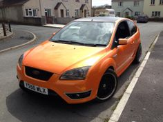 Ford Focus ST3 2006.