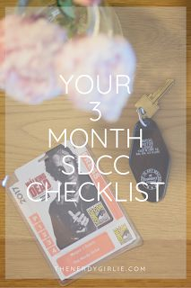 Megan Elvrum: Your 3 Month San Diego Comic Con Checklist San Diego Comic Con, 3 Months, Geek, Comics, Unique, Geeks, Cartoons, Comic, Comics And Cartoons