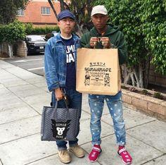 Pharrell / Nigo