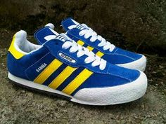 WHAT A STUNNING COLOURWAY IN THESE SUPER SAMBAS