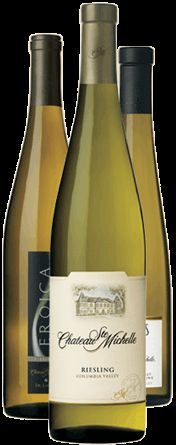 A nice middle of road riesling, not to dry, not too sweet and carried in lots of PNW restaurants