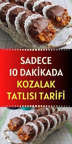 Healthy Soup Recipes, Baby Food Recipes, Healthy Snacks, Chocolate Balls Recipe, Chocolate Desserts, East Dessert Recipes, Food Platters, Arabic Food, Turkish Recipes