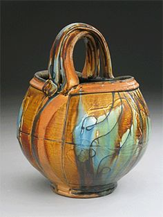 colorful wood fired ceramics | beyond brown glazing for the wood kiln instructor josh deweese july 9 ...