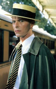 1983 - David Bowie as Jack Celliers in Furyo 80s.