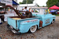"1959 Chevy Apache ""Cooters Garage"" 