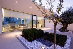 Jesolo Lido Pool Villa;  Lido Venice, Italy - JM Architecture