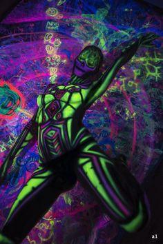 UV Bodypainting
