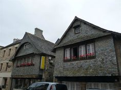 Le Faou, France France, Old World, Romantic, Cabin, House Styles, Europe, Cabins, Cottage, Romance Movies