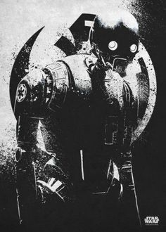 K-2SO by PosterPlate