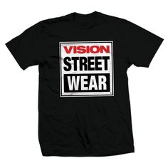 Large shirt Vision Street Wear