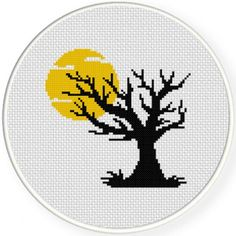 Design by Daily Cross Stitch Stitched by ME!  This will be stitched on 14ct white aida fabric  Professional stitchers charge .01 cents per stitch + time and materials  If y... #etsystore #craftshout #crossstitch #etsychaching