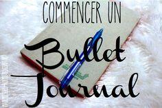 Commencer un Bullet Journal. C'est très simple de se mettre au bu-jo, les étapes…