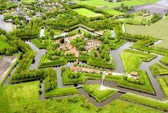 Bourtange, Gronigen, Netherlands