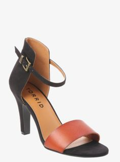 Colorblock Heels (Wide Width)