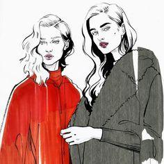 #fashionillustration