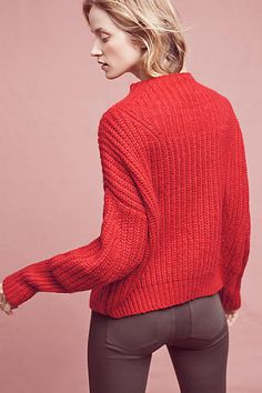 Chelsea Ribbed Pullover