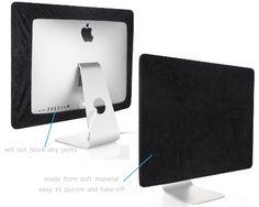 Kuzy - BLACK Screen Cover for iMac 27-inch Dust Cover Dis... http://www.amazon.com/dp/B00BUUTGYA/ref=cm_sw_r_pi_dp_WEppxb16GPNVV