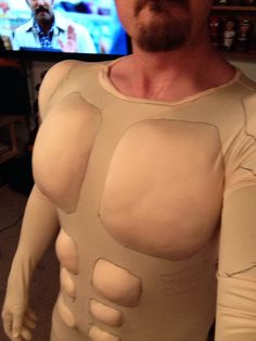 My muscle suit 1st step