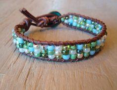 seed bead bracelet