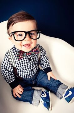 trendy kid. bow tie. hipster