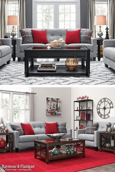 Delightful One Great Way To Decorate With Red Is To Add In Bright Red Accentsu2026   Amazing Design