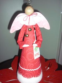 SJV Ladies Club craft show, made by Leslie