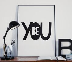 Be You Quote. Print your own art for your home or gallery wall! This print with black hand lettering is the perfect accessory to have displayed on your gallery wall - or even in your childrens bedroom! Stay inspired with this Be You quote.  • Decorate your space in minutes! • Three print sizes included. • Download, Print and Frame. • Convenient and affordable.  ▬▬▬▬▬▬▬▬▬▬▬▬▬▬▬▬▬▬▬▬▬▬▬▬▬▬▬▬▬▬▬▬▬▬▬▬  [ BUY MORE AND SAVE ] • Buy more and save! Buy 2 get 1 free. Use code at checkout. See shop…