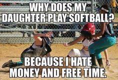 Softball Memes, Softball Drills, Softball Stuff, Softball Things, Softball Bedroom, Baseball Mom, Baseball Cards, Softball Pictures, Sport Quotes