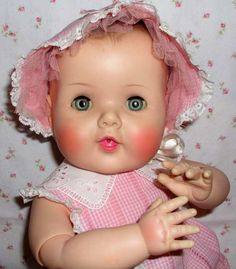 1000 Images About Doll From The 1950s On Pinterest Baby