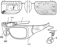 a55230ea5d0f a competing version patent from microsoft Google Glass