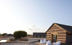 Casas na Areia en Portugal, un hotel en el paraíso - Casas na Areia, an eco-chic, sustainable and paradisiacal hotel in Portugal
